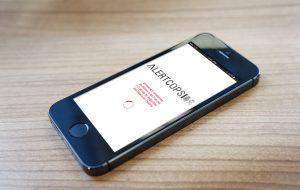 App AlertCops