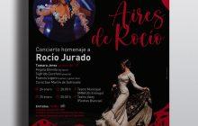 Cartel Aires de Rocio