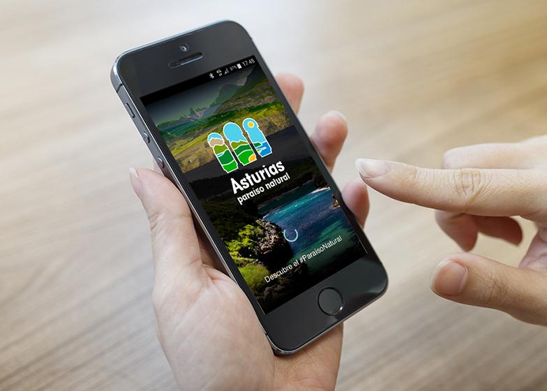 movil app asturias